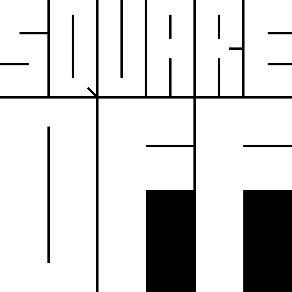Square Off logo